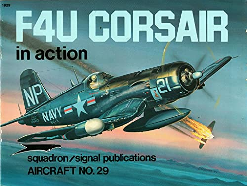 9780897470285: F-4U Corsair in Action (Aircraft in Action)