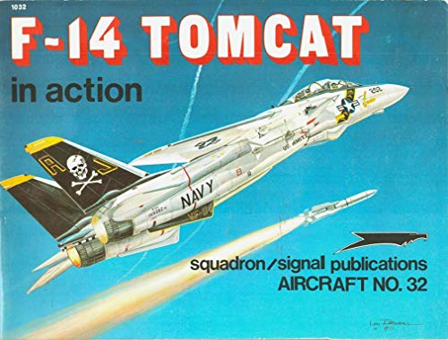 9780897470315: F-14 Tomcat in Action - Aircraft No. 32