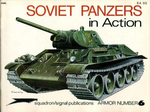Soviet Panzers in Action - Armor No. 6: Feist, Uwe