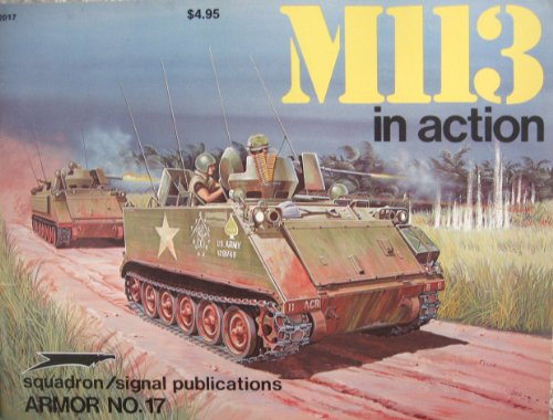 9780897470506: M113 in Action - Armor No. 17