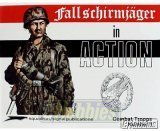 9780897470513: Fallschirmjager in Action (Weapons No. 1)