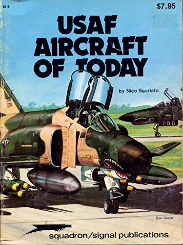USAF Aircraft of Today - Aircraft Specials series (6016): Sgarlato, Nico