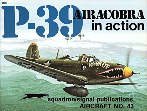P 39 AIRCOBRA IN ACTION