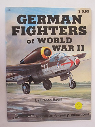 9780897471053: German Fighters of the World War II