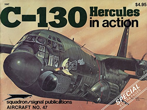 9780897471114: C-130 Hercules in Action (Aircraft in Action)