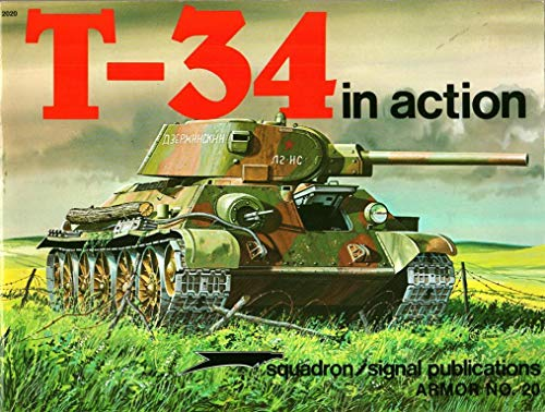 9780897471121: T-34 in action - Armor No. 20