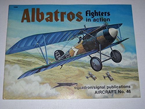 9780897471152: Albatros Fighters in action - Aircraft No. 46