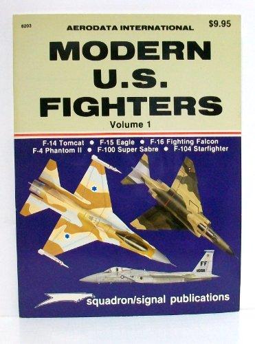 Modern U.S. Fighters, Vol. 1: F-14 Tomcat,: Philip J. R.