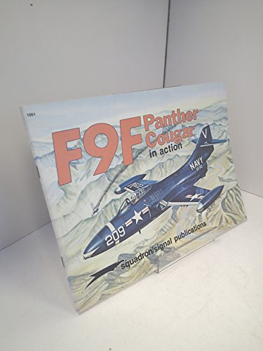 9780897471275: F9F Panther/Cougar in action - Aircraft No. 51