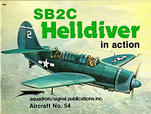 9780897471282: Sb2C Helldiver in Action