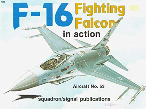9780897471336: F-16 Falcon in Action (Aircraft in Action)
