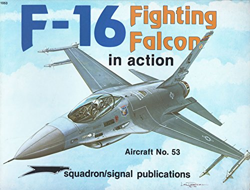 F-16 Fighting Falcon in Action. Aircraft No. 53.