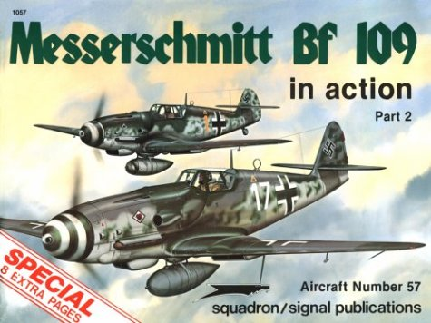 9780897471381: Messerschmitt Bf 109 in Action, Part 2