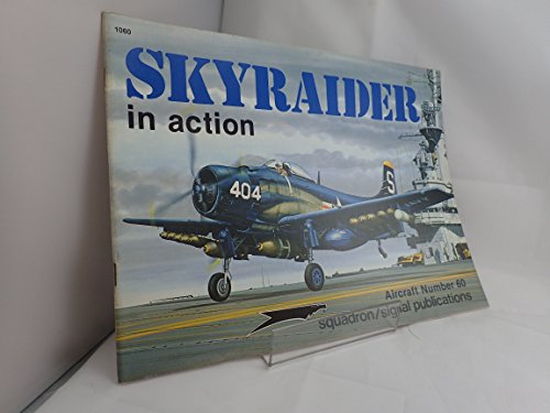 AD Skyraider in Action - Aircraft No. 60