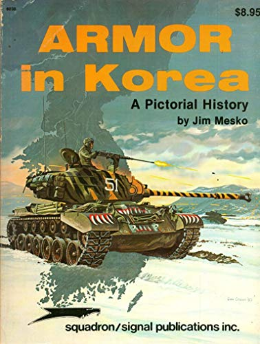 9780897471503: Armor in Korea: A Pictorial History