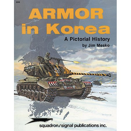 9780897471503: Armor in Korea: A Pictorial History - Specials series (6038)