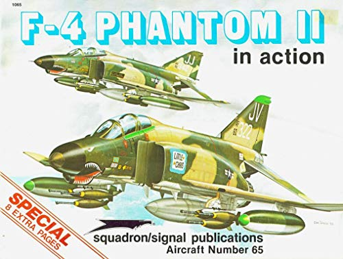 9780897471541: F-4 Phantom II in Action