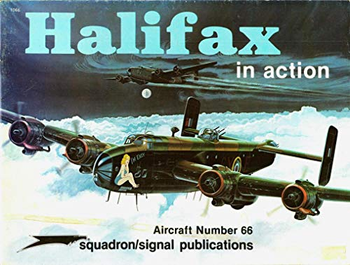 9780897471589: Halifax in Action - Aircraft No. 66