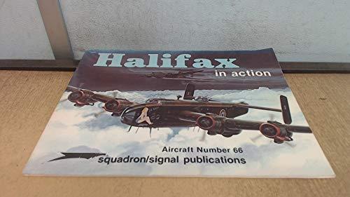 9780897471589: Halifax in Action - Aircraft No. 66