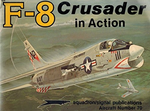 F-8 Crusader in Action, Aircraft Number 70
