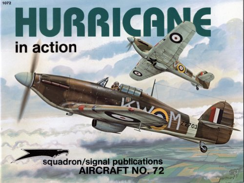 Hurricane in action - Aircraft No. 72: Jerry Scutts