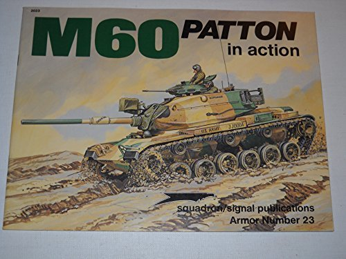 M60 Patton in Action - Armor No.: Jim Mesko; Illustrator-Perry