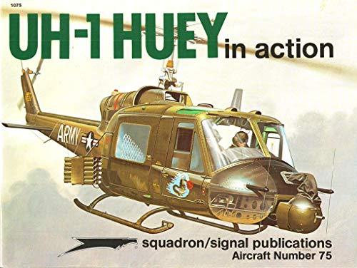 9780897471794: UH-1 Huey in Action - Aircraft No. 75