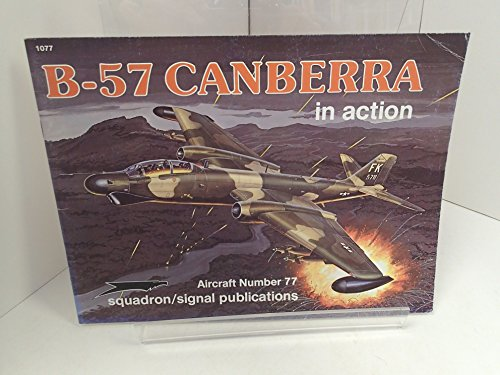 B-57 Canberra in Action - Aircraft No.: Jim Mesko; Illustrator-Perry