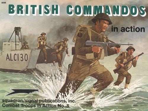 British Commandos in action - Combat Troops: Thompson, Leroy