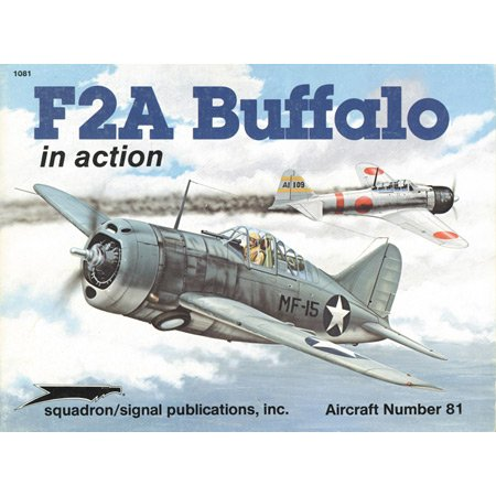 F2A Buffalo in Action - Aircraft No. 81