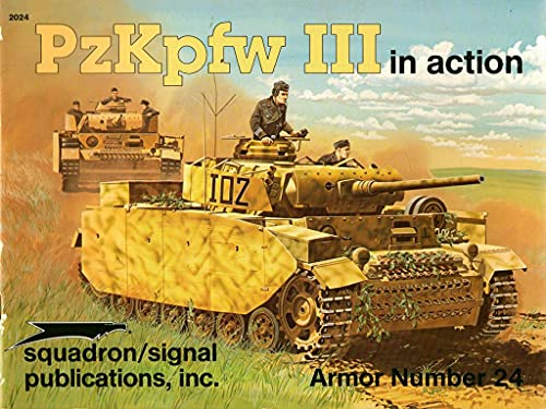 9780897471992: PzKpfw III in Action (Armour in Action)