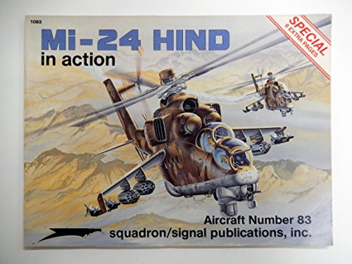 9780897472036: Mi 24 Hind in Action