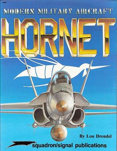 F/A-18 Hornet - Modern Military Aircraft series (5005)