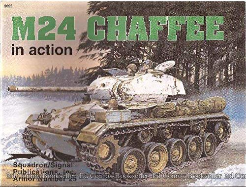 M24 Chaffee in action - Armor No.: Jim Mesko; Colorist-Don