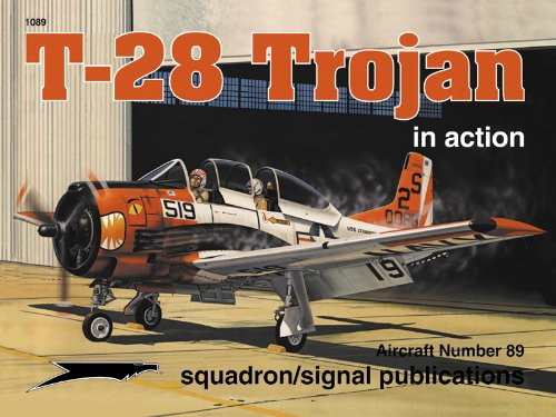9780897472111: T-28 Trojan in action - Aircraft No. 89