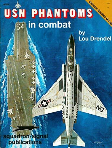 9780897472135: United States Navy Phantoms in Combat (Vietnam studies group)
