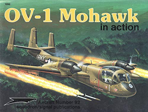 9780897472159: OV-1 Mohawk in action - Aircraft No. 92