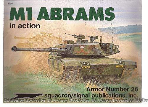 M1 Abrams in action - Armor No.: Jim Mesko; Illustrator-Perry