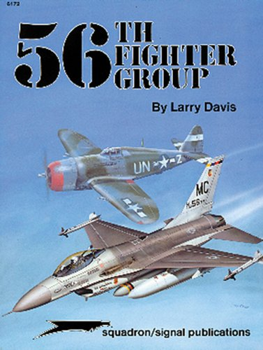 56th Fighter Group - Aircraft Specials series: Larry Davis