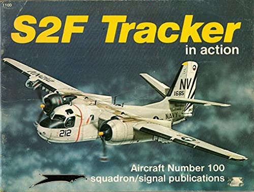 9780897472425: S2F Tracker in Action (Aircraft in Action)