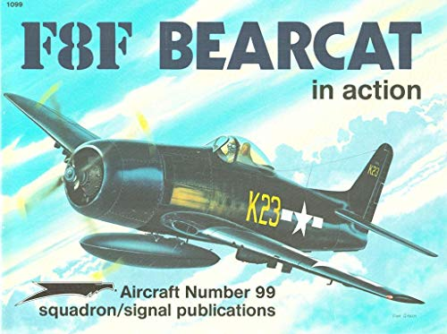 9780897472432: F8F Bearcat in Action