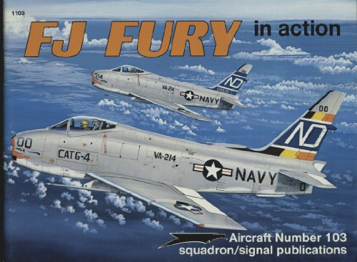 9780897472456: Fj Fury in Action
