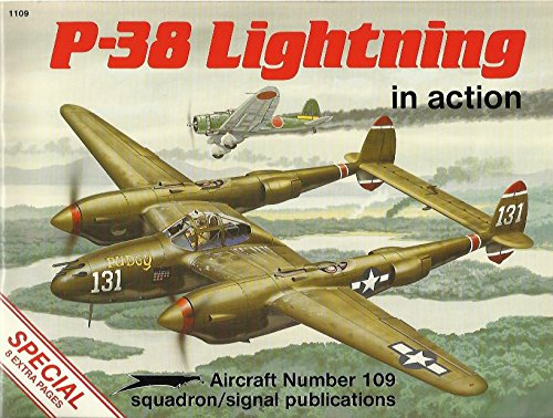 P-38 Lightning in Action - Aircraft No. 109: Davis, Larry