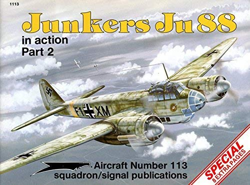 9780897472586: Junkers Ju 88 in Action: Part 2: 002