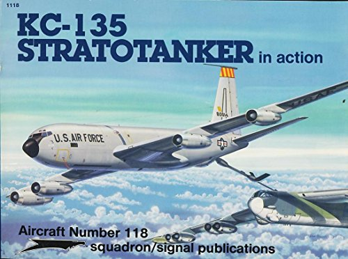 9780897472685: KC-135 Stratotanker in Action (Aircraft in Action)