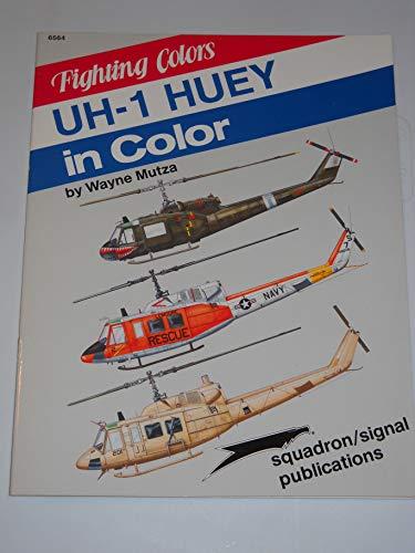 UH-1 Huey in Color - Fighting Colors series (6564): Wayne Mutza