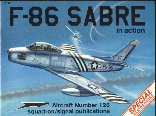 9780897472821: F-86 Sabre in Action