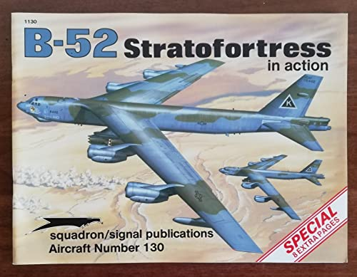 9780897472890: B-52 Stratofortress in action - Aircraft No. 130