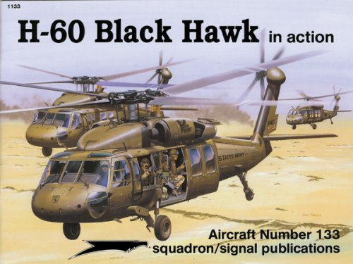 9780897472951: H-60 Black Hawk in action - Aircraft No. 133