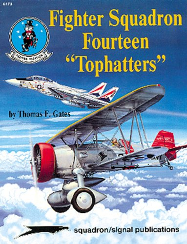 Fighter Squadron 14 Tophatters - Aircraft Specials: Thomas F. Gates;